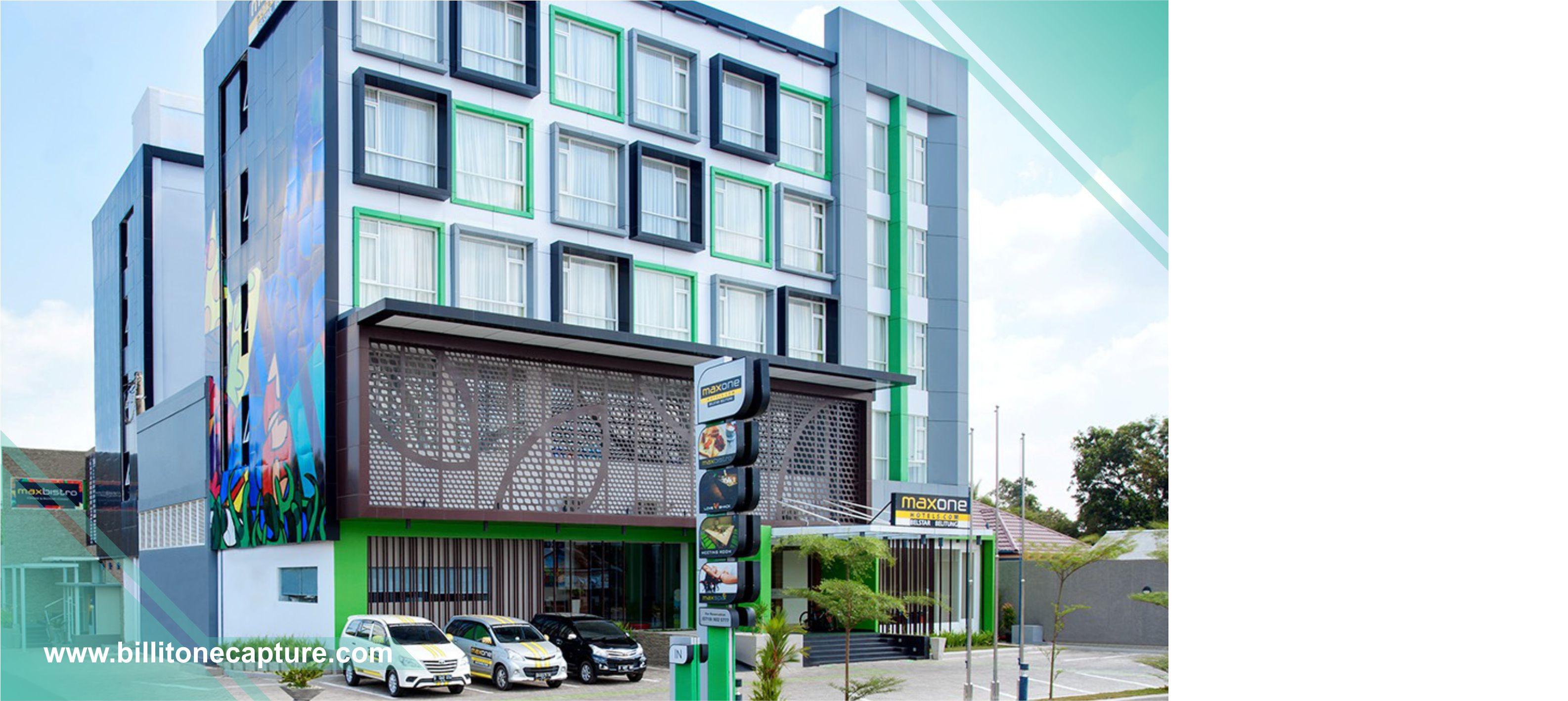 hotel maxone belitung
