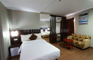 faily room hotel grand hatika
