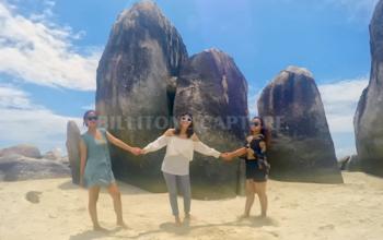 paket tour pulau belitung