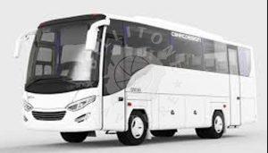 rental bus belitung